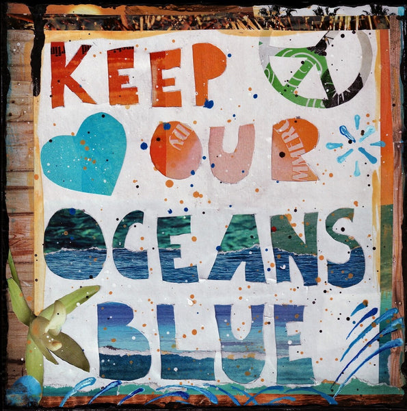 Surfrider Foundation Keep Our Oceans Blue