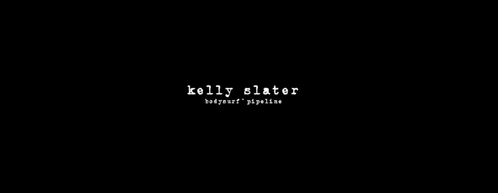 kelly slater bodysurfs Pipeline