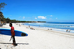 World's Best Surf Cities Kuta Bali Indonesia