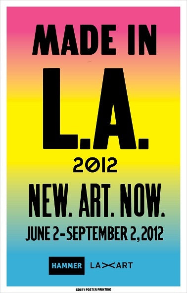 Made in LA art gallery