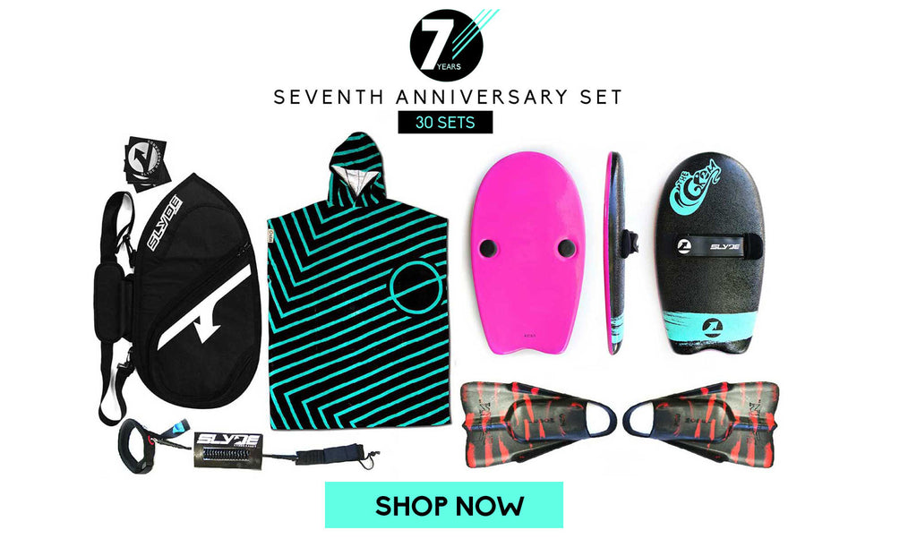 Slyde Handboards Seven Year Anniversary Sale