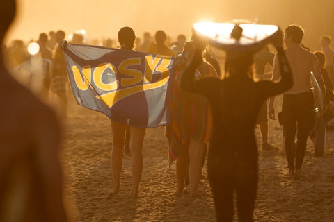 UCSB Memorial Paddle-Out