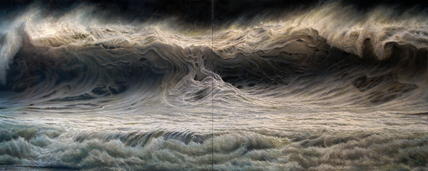surf painter Ran Ortner