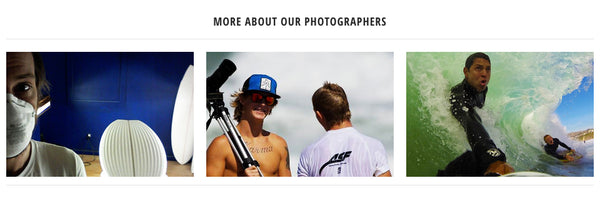 Slyde Handboards photographers page