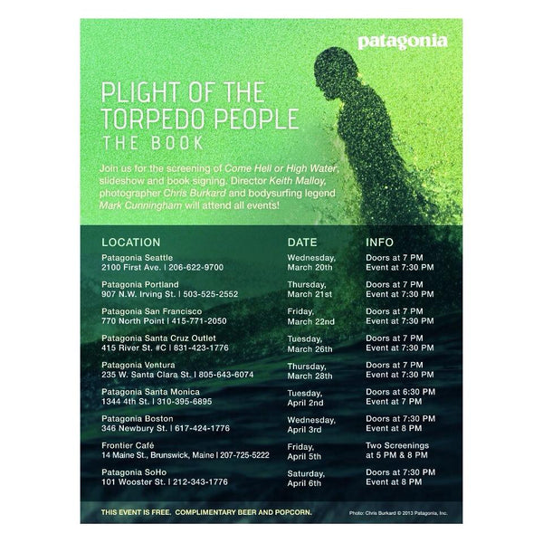 Plight of the Torpedo People premier