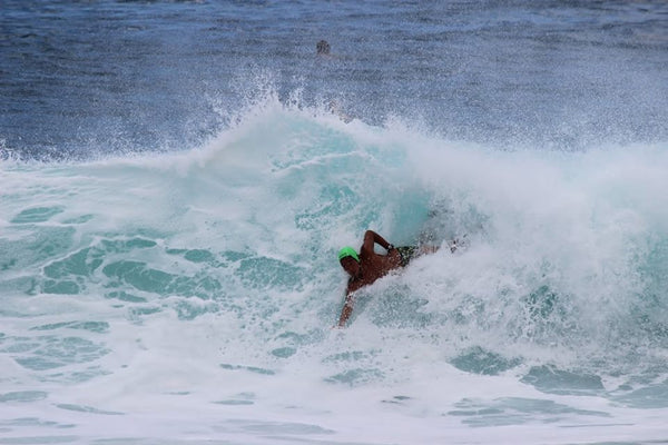Taylor Char Point Panic Junior Bodysurfing Classic