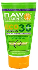 Raw Elements the best sunscreen for your skin.