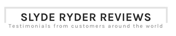 Slyde Handboards customer review
