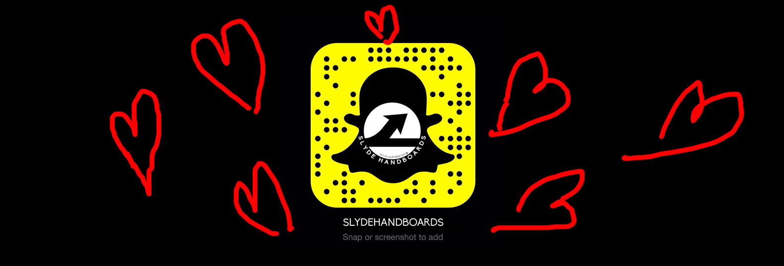 Slyde handboards on snap chat