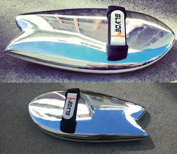 Slyde chrome board from Sacrmento Chrome & Paint