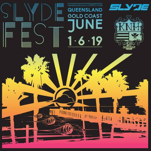 Slyde Handboards Competition Australia