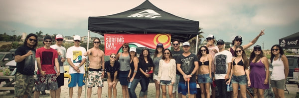 June 20th is Inernational Surfing Day
