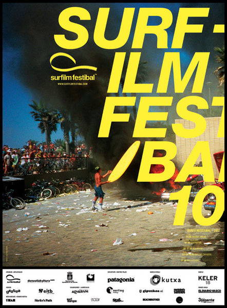 2012 Surffilmfestibal San Sebastian Spain