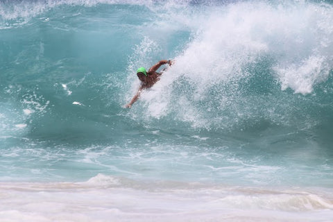 Taylor Char Slyde Team Ryder Hawaii