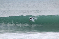 Mike Baker in New zealnd on Slyde Handboard