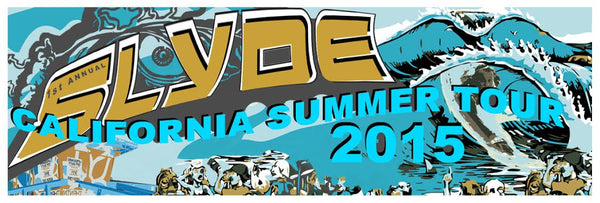 slyde summer tour