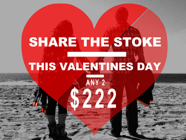 Slyde Handboards Valentines Day special
