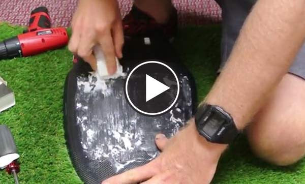 How to wax your slyde handboard