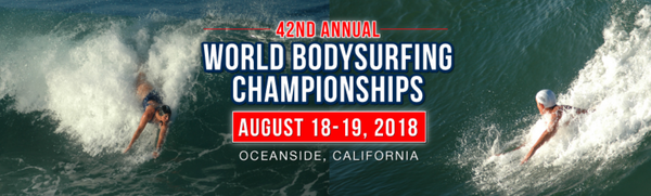 World Bodysurfing Championships Oceanside 2018