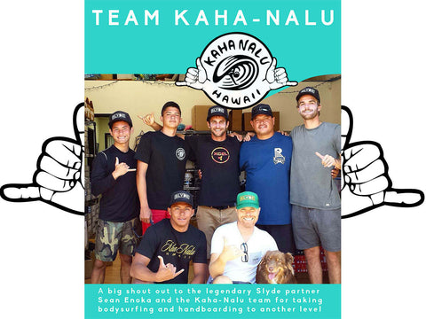 The Slyde Kaha-Nalu San Clemente North Beach Handboard Charity Competition June 24th