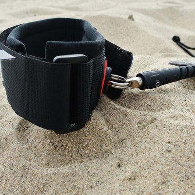 Accessories - Slyde Bicep Pro Coil Leash For Your Handboard