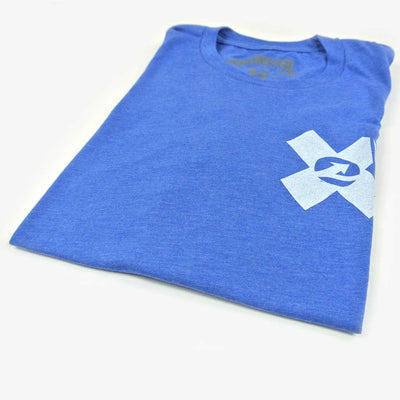 Slyde Xmrk Short Sleeve Heather Tee Shirt
