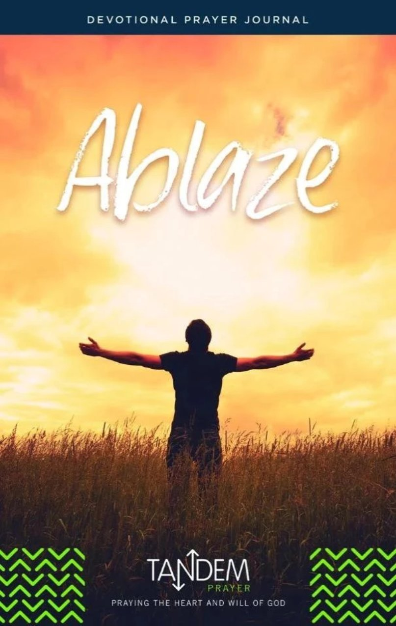 Ablaze Prayer Journal