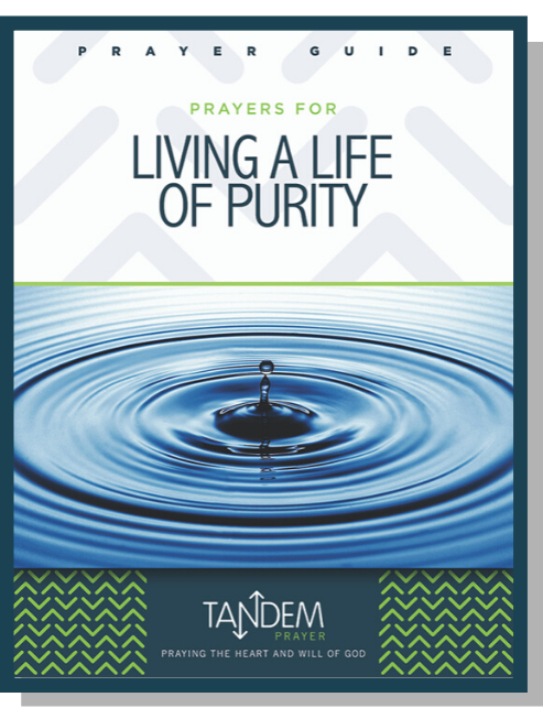 Prayers for Living a Life of Purity
