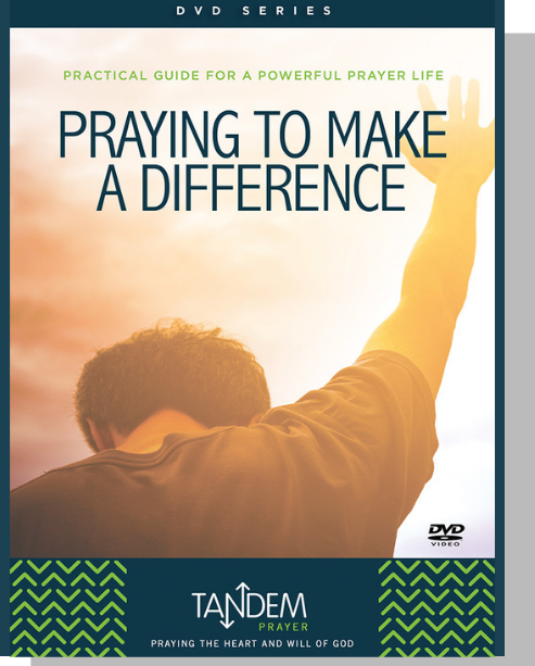 Praying to Make a Difference - DVD Set