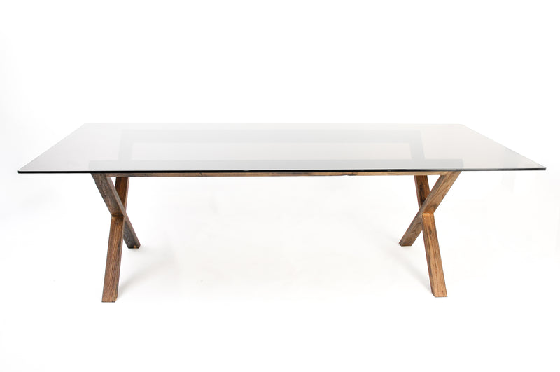 Phinda Glass Dining Table