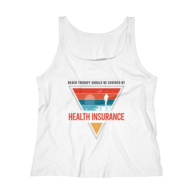 Tank Top: BEACH Therapy Should be covered by HealthInsurance