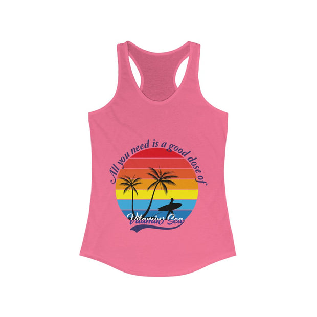 Tank Top: All You Need is a Good Dose of Vitamin Sea