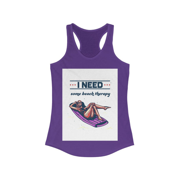Tank Top: I need some Beach Therapy