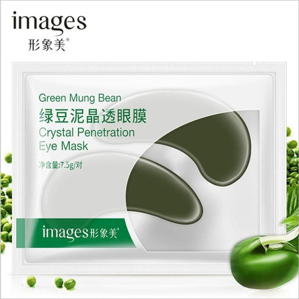 Eye Mask Crystal Collagen Moisturizing Anti-Aging Wrinkle Firming Skin Care