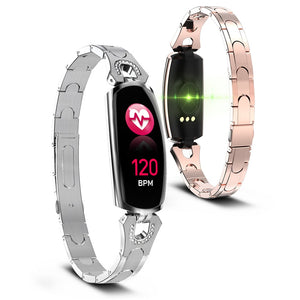 AK16 Women Smart Watch Bracelet Heart Rate Monitor & Blood Pressure electronic health tracker