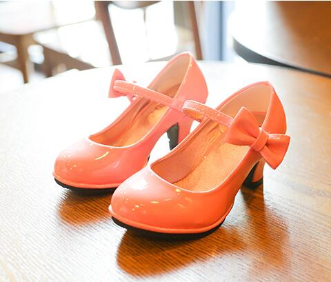 red Pink Princess shoes