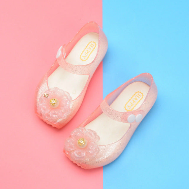 Flower Kids Candy Children Beach Shoes