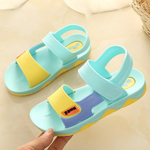 Boys and girls sandals