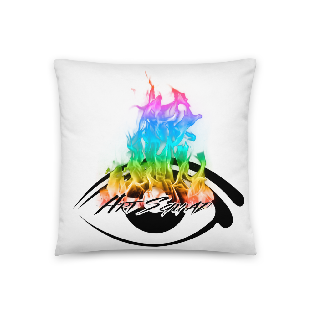 Art squad Pillow - Art Squad