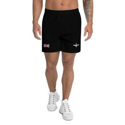 Men's Athletic Long Shorts Uk Paras - Art Squad