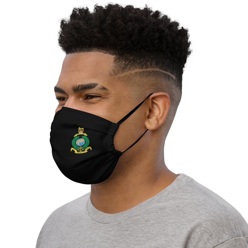 Face mask Royal Marines - Art Squad