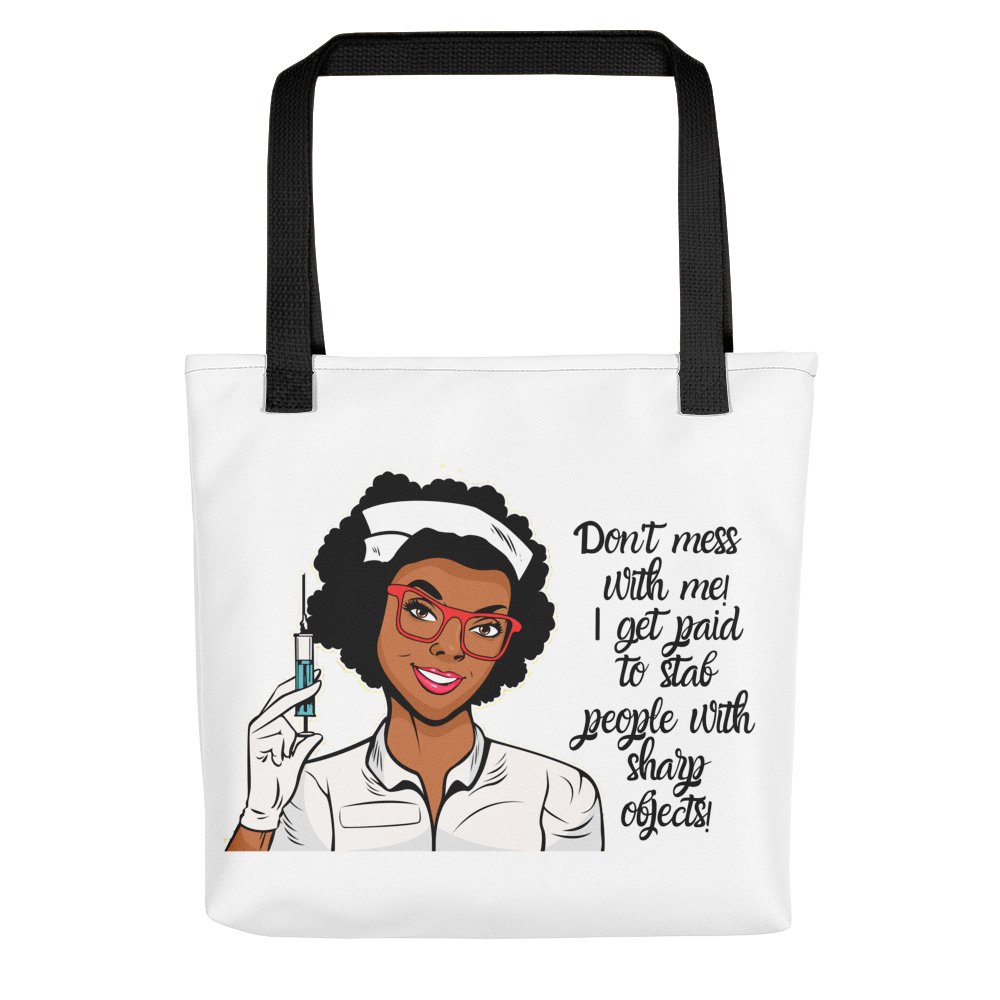 Nurse Tote bag - Art Squad