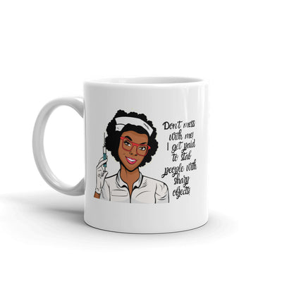 Art Squad Mug For Nurses - Art Squad