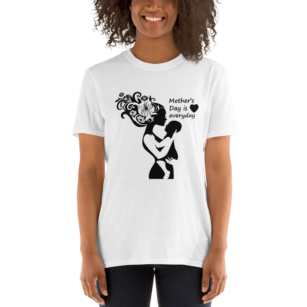 Mother's Day Short-Sleeve Unisex T-Shirt - Art Squad