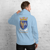 Unisex Air Force Hoodie - Art Squad