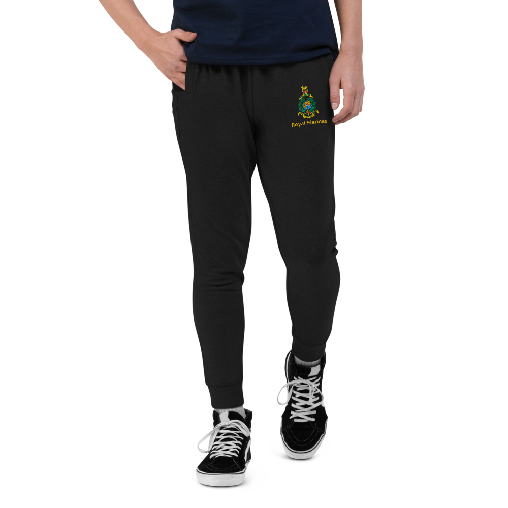 Unisex slim fit joggers Royal Marines - Art Squad