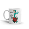 Art Squad Mug For Male Nurse - Art Squad