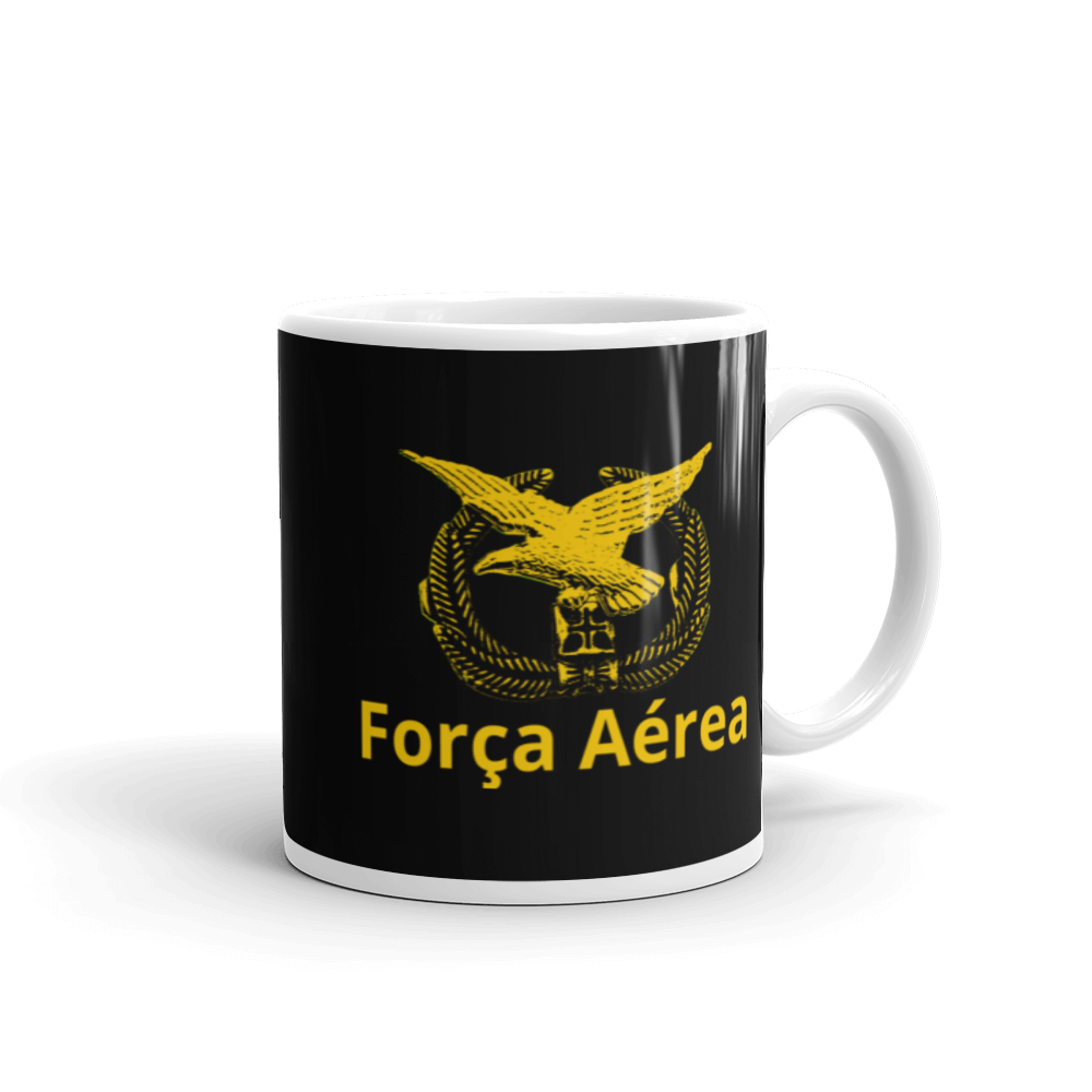 Mug Air Force - Art Squad