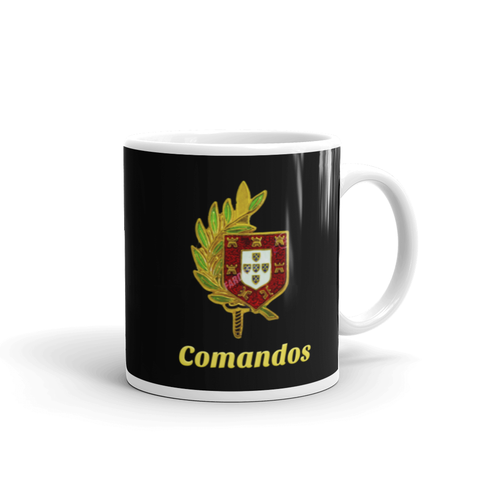 Mug Commandos - Art Squad