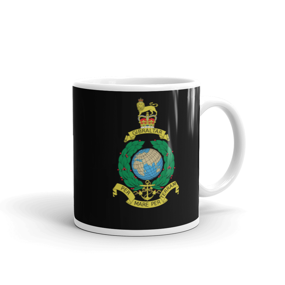 Mug Royal Marines - Art Squad